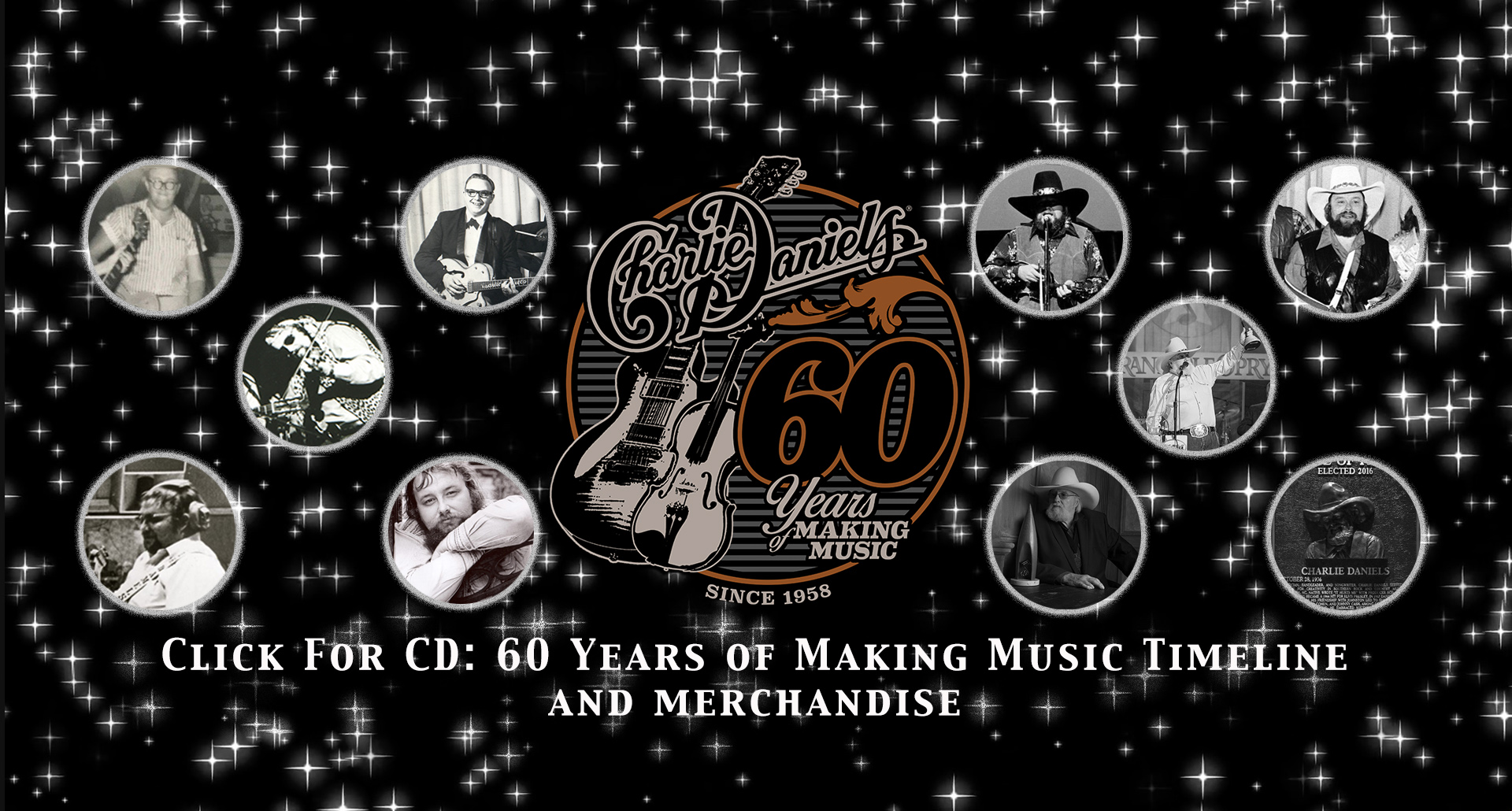 CD 60 Years of Making Music